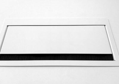 office box biały