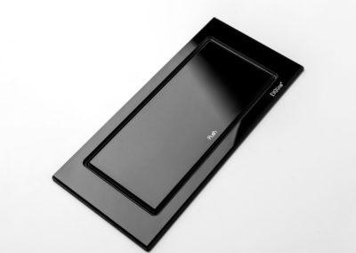 evoline backflip czarne szkło