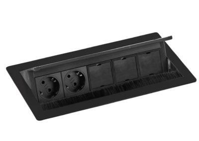 czarna kaseta evoline