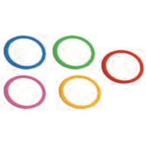 Zestaw kolorowych pierścieni do PIX