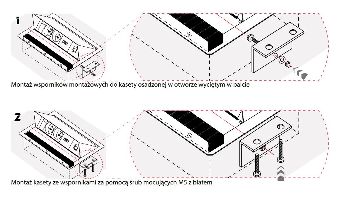 magnat box instrukcja montażowa