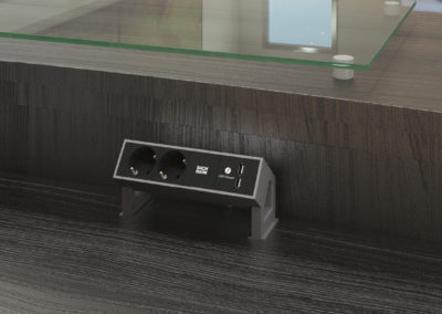 Bachmann Desk 2 INOX