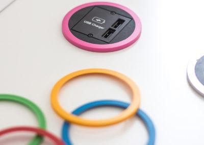 Bachmann PIX ring zestaw kolorowych pierścieni